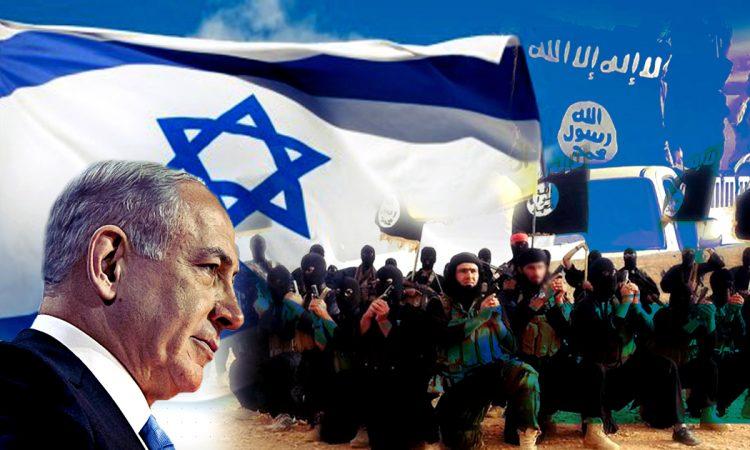 السياسات الإسرائيلية تجاه تنظيم الدولة الإسلامية