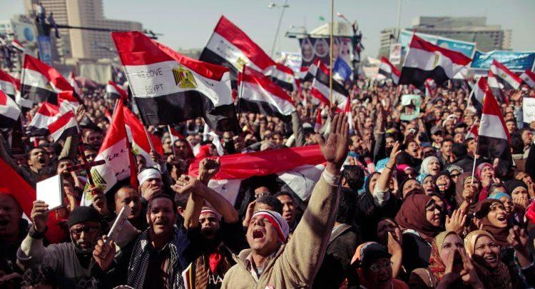 بناء السلم في نظم ما بعد الثورات الشعبية مصر نموذجا