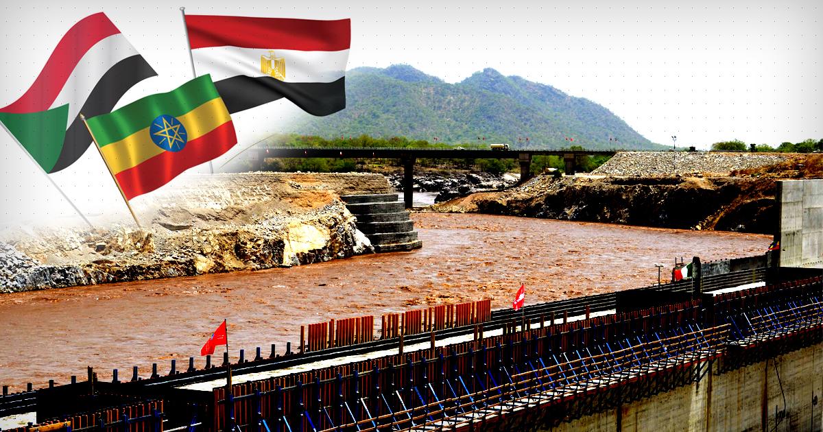 الدبلوماسية المائية سد النهضة نموذجاً